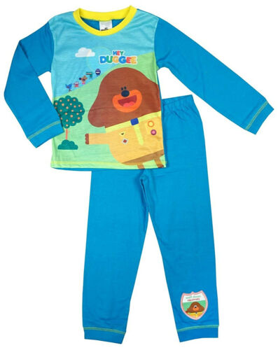Ages 18-24 Months to 4-5 Years Boys Hey Duggee Pyjamas