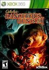 Cabela's Dangerous Hunts 2011 (Microsoft Xbox 360, 2010)
