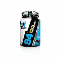 Bpi Sports B4 Thermogenic The Once Daily Fat Burner 60 Count Free Shipping