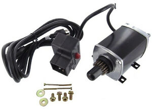 Tecumseh-HM80-8-HP-120V-Replacement-Electric-Starter-Kit-33329F-FREE-Shipping