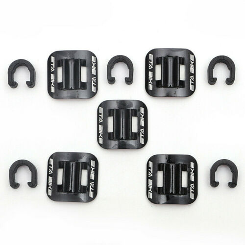Cord Brake Cable Buckles Holder Tools Road bike Bicycle Line Claw C Shape