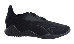 para 363391 Black Mostro Strap Up mujer Sneakers U8 01 Textile Puma qIFYfw88