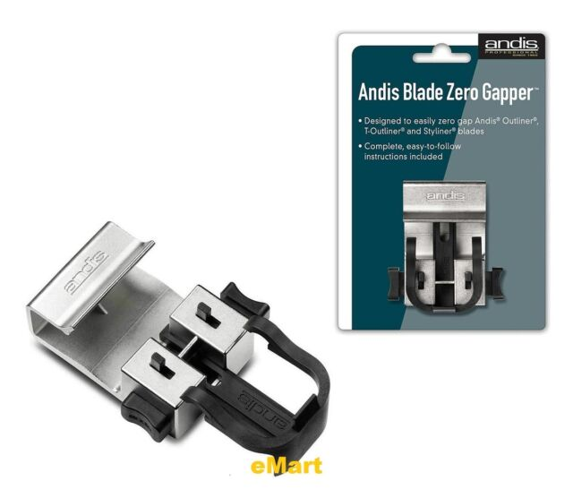 Andis Blade Zero Gapper #04880 Outliner, T-Outliner & Styliner Trimmer Blades