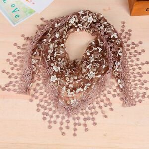 Lightweight-Sheer-Print-Crochet-Ladies-Top-Triangle-Fashion-Lace-Scarf