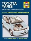 Toyota Yaris Owners Workshop Manual by Anon (Paperback, 2016)