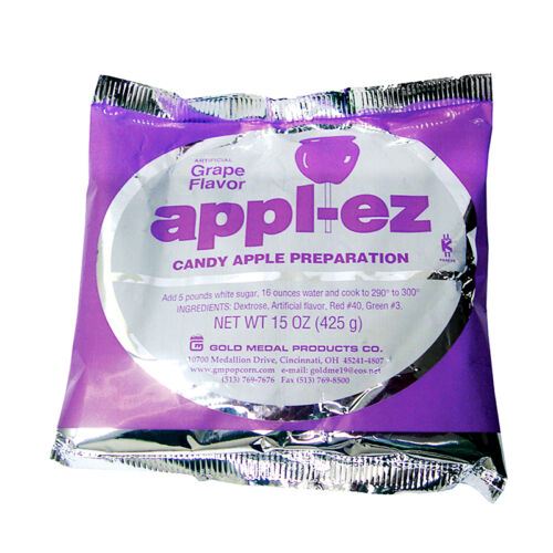 Candy Apple Mix 4142 Grape Appl-Ez BEST TASTING IN THE BUSINESS!!