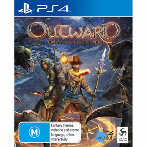 Outward-Sony-PS4-Playstation-4-Rare-RPG-Action-Adventure-Role-Playing-Game