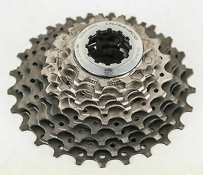 SunRace NEW TAKE OFFS 8 SPEED 11-28 Cassettes Silver