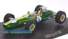 1:43 LOTUS TYPE 33 - RBA F1 (1965) - Jim Clark (023)