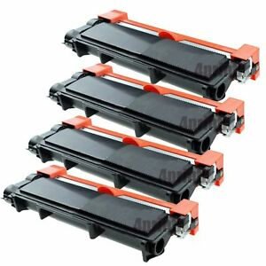 4-High-Yield-Black-Toner-Cartridge-TN660-HL-L2300D-For-Brother-DCP-L2540DW-TN630