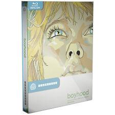 Boyhood: Future Shop MONDO X Exclusive SteelBook #002 [Blu-ray + Digital] NEW