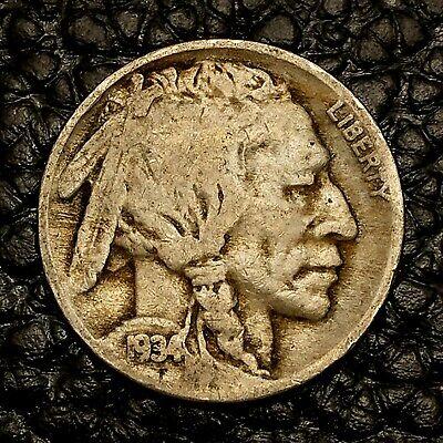 1937-P Buffalo Nickel ~ XF EF Condition ~ $20 ORDERS SHIP FREE!