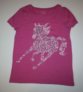 NWT BABY GAP GIRLS SHIRT TOP unicorn glitter   you pick size