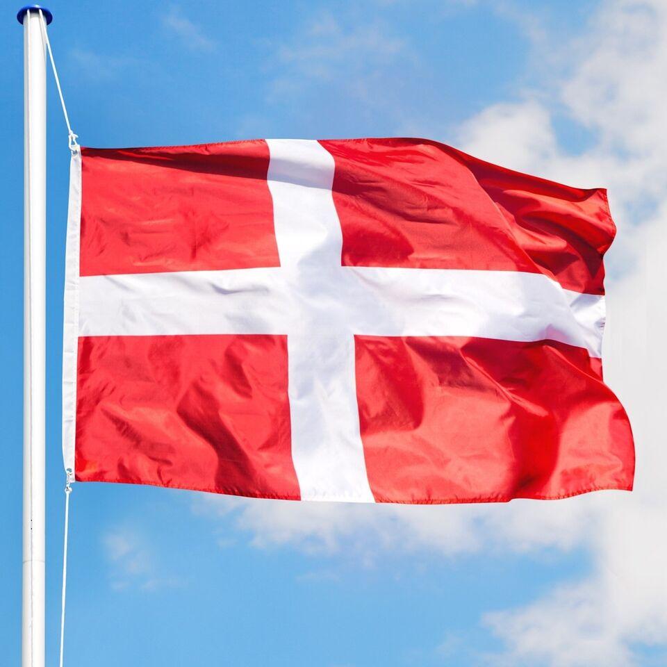 Aluminium flagstang Danmark