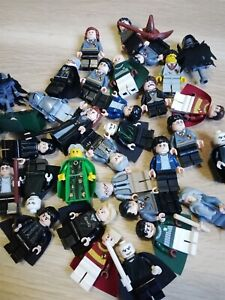 LEGO-Harry-Potter-Minifigures-x5-Figs-per-order-Accessories-Suprise-Packs
