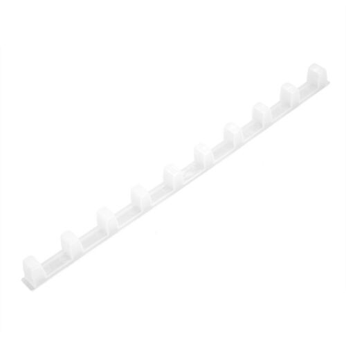 10Pcs Plastic Beehive Frame Ends Durable Spacers Beekeeping Protection Supplies