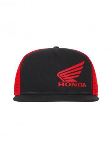 Offiziell Hrc Honda Rennen Corp Truckers Flach Schirmmütze - 19 48004