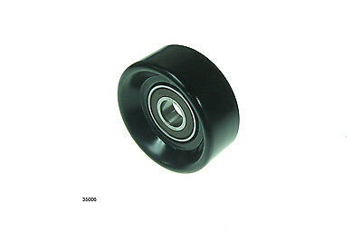 CADNA 35006 Drive Belt Idler Pulley- Tensioner Pulley, Lower