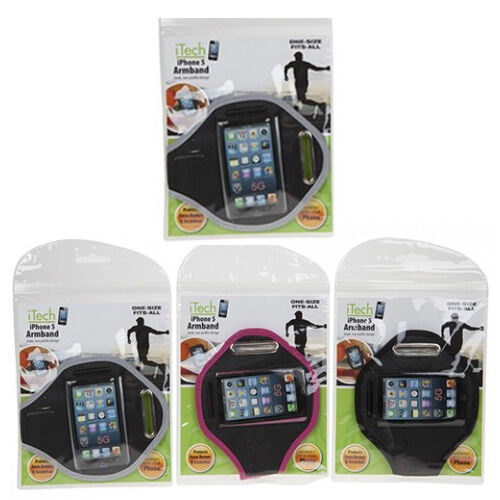 IPHONE-5-5S-ARMBAND-CASE-STRAP-ARM-BAND-GYM-CYCLING-RUNNING-SPORT-POUCH-COVER