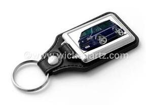 WickedKarz Cartoon Car VW T5 Sportline /'facelift model/' Black Stylish Key Ring