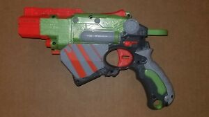 Image is loading NERF-NITRON-VORTEX-AUTOMATIC-GUN-DISC-SHOOTER-BLASTER-