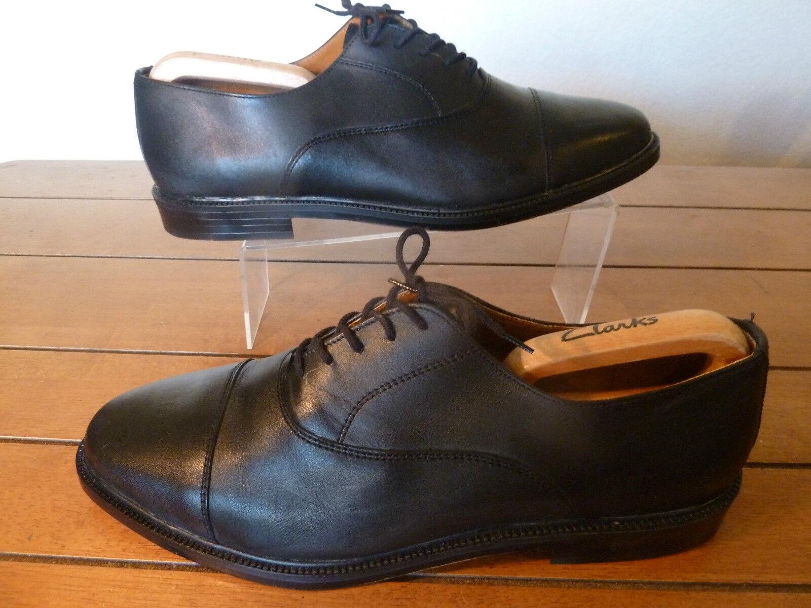 Mens RICHARD YORKE leather derby brogues - size uk 12 BNWOB