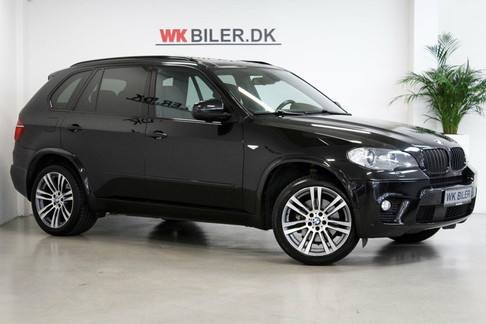BMW X5 3,0 xDrive40d aut. 5d - 449.800 kr.