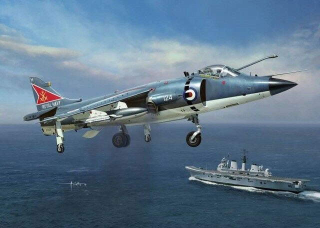 Kinetic 1 48 BAe Sea Harrier FRS.1