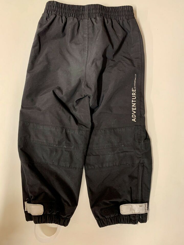Overtræksbukser, Skal bukser, PomDeLux