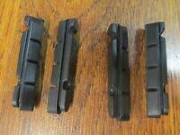Shimano R55c4 Carbon Rim Brake Shoe Blocks Pads Inserts Set (4)
