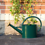 thumbnail 15 - HORTICAN Galvanized Watering Can Modern Style Watering Pot with Handle for Outdo