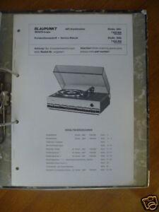 Tv, Video & Audio Service Manual Blaupunkt Studio 3091/3092 Hifi,original