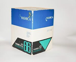 Minty-Yashica-Mat-12-TLR-Perfect-Working-in-box-Free-Worldwide-Shipping