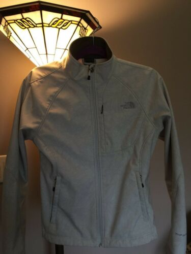 North Face Off White/GreyTNF Apex Softshell Bionic