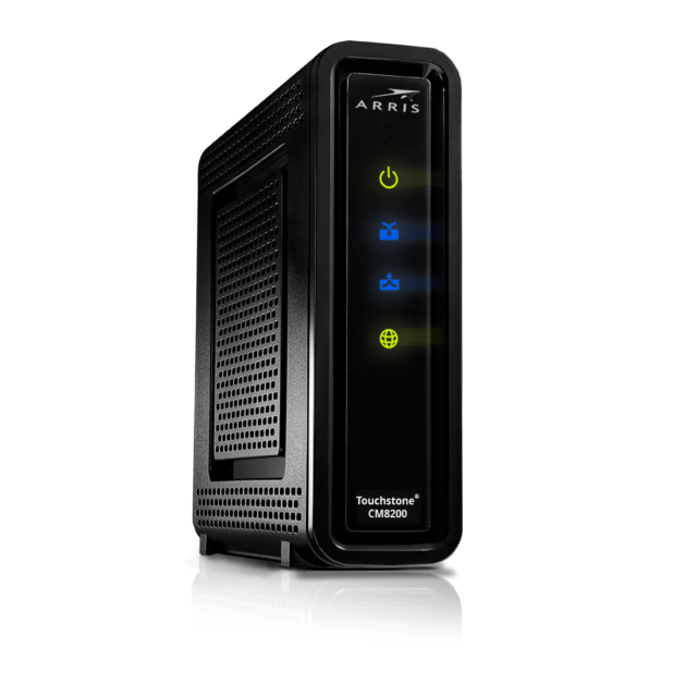 ARRIS CM8200A  - DOCSIS® 3.1 Ultra Fast Cable Modem XFINITY COMCAST