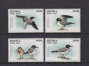 Eritrea - 1986, White Eyed Gull, Birds set - MNH - SG 327/30