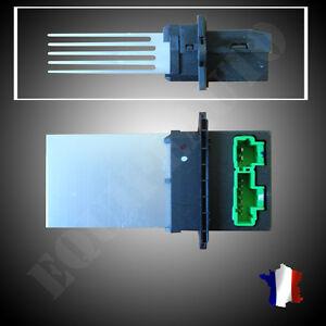 RESISTANCE Module de Puissance CHAUFFAGE ventilation clim Renault Scenic 2 - II
