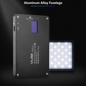 For-DSLR-VIJIM-VL-1-96-Beads-Portable-Photography-LED-Camera-Video-Light-Lamp