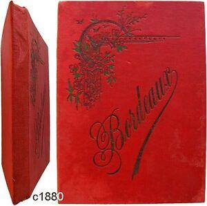Album-11-photographies-c1880-Bordeaux-Charles-Chambon-Charier-editeur-Saumur