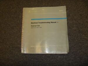 image is loading 1976-mercedes-benz-280-280c-280s-electrical-wiring-