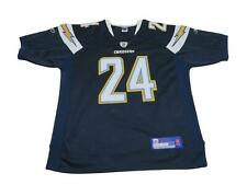 Reebok NFL San Diego Chargers Ryan Mathews Football Jersey Size 50 ...