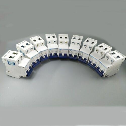 2P MCB TOB1 C type 230//400V 4kA Mini Circuit Breaker 6 10 16 20 25 32 40 50 63A