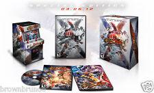 Street Fighter X Tekken Special Edition Xbox 360 NTSC Version NEW