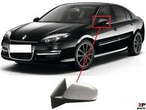 Pour-Renault-Laguna-07-15-NEUF-COMPLET-Aile-Miroir-electrique-9-broches-Chauffe-Gauche-N-S