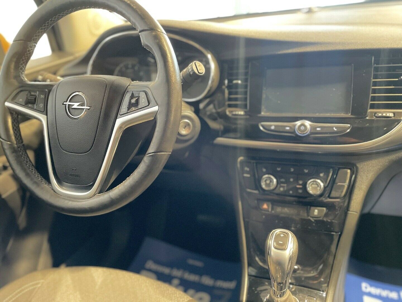 Opel Mokka X 1,4 T 140 Innovation aut.