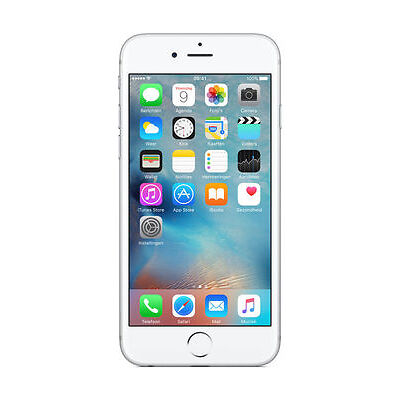 Apple  iPhone 6s - 16GB - Silber (Ohne Simlock) Smartphone