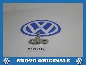 Wedge Closing Door Front Lock Striker Original VW Golf 4 1998