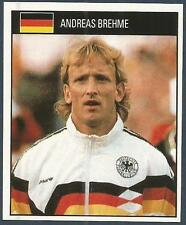 ORBIS 1990 WORLD CUP COLLECTION-#071-WEST GERMANY-ANDREAS BREHME