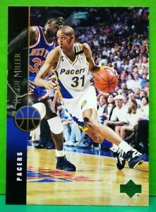 Reggie Miller regular card 1994-95 Upper Deck #126