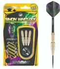 Winmau 1224.24 Simon Whitlock Brass Darts - 22g